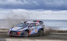 WRC 2017- 13. Rally Australia- leg2- Αλλαγή δεδομένων!