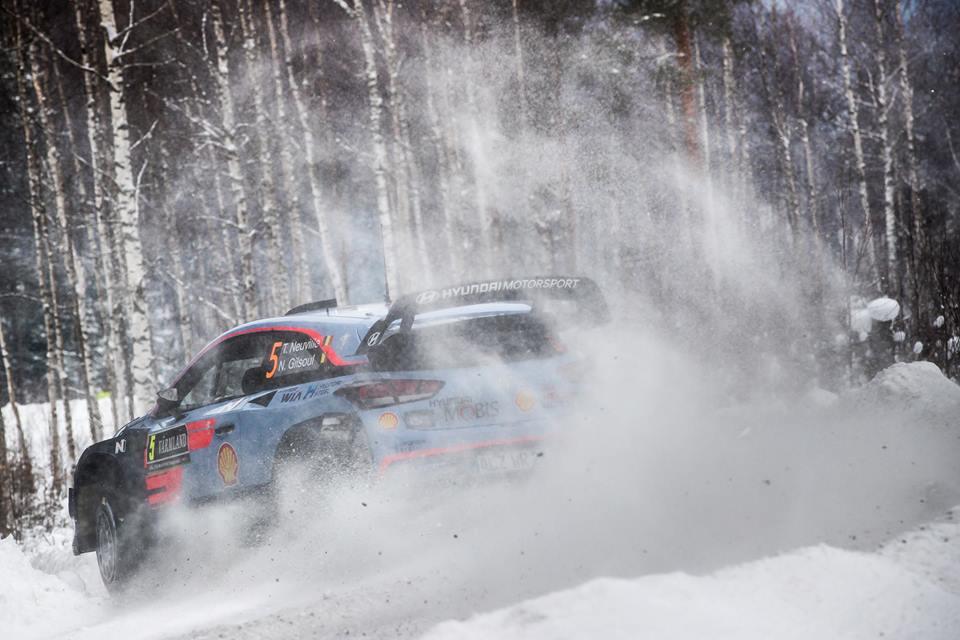 WRC 2018- 02. Rally Sweden- leg3- Αλάνθαστος ο Neuville κέρδισε στα χιόνια!