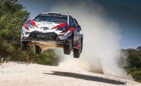 WRC 2018- 05. Rally Argentina- leg1- Δεν καταλαβαίνει τίποτα ο Tanak!