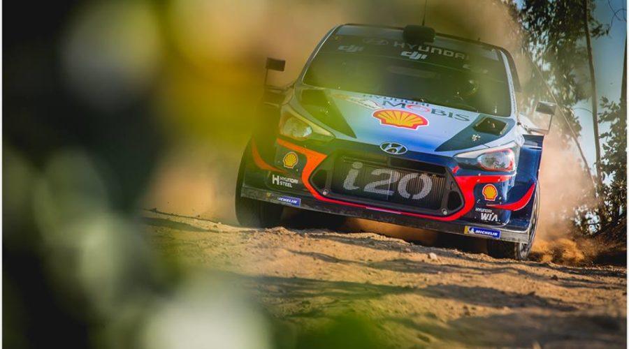 WRC 2018- 06. Rally Portugal- leg1- Αγώνας επιβίωσης!