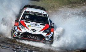 WRC 2018- 05. Rally Argentina- leg3- Έστειλε το μήνυμα ο Tanak!