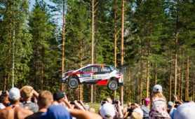 WRC 2018- 08. Rally Finland- day3- Life happens, Rally helps!