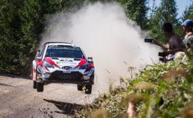 WRC 2018- 08. Rally Finland- day2- Η μέρα της Toyota!