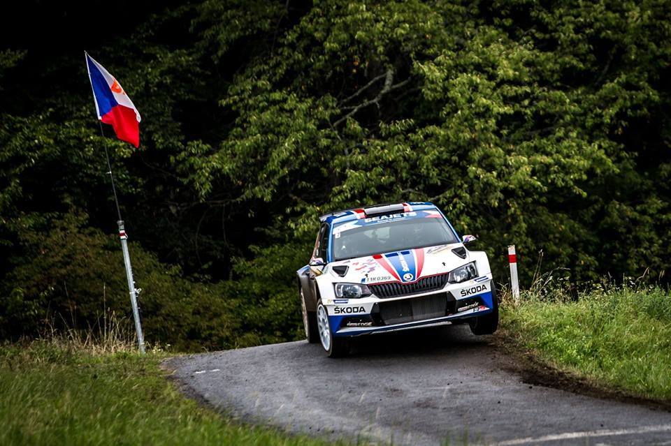 ERC 2018- 6. Barum Rally- review- Kopecky και στα δύσκολα!