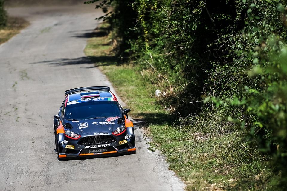 ERC 2018- 5. Rally di Roma Capitale- review- Επέστρεψε στην κορυφή ο Lukyanuk!