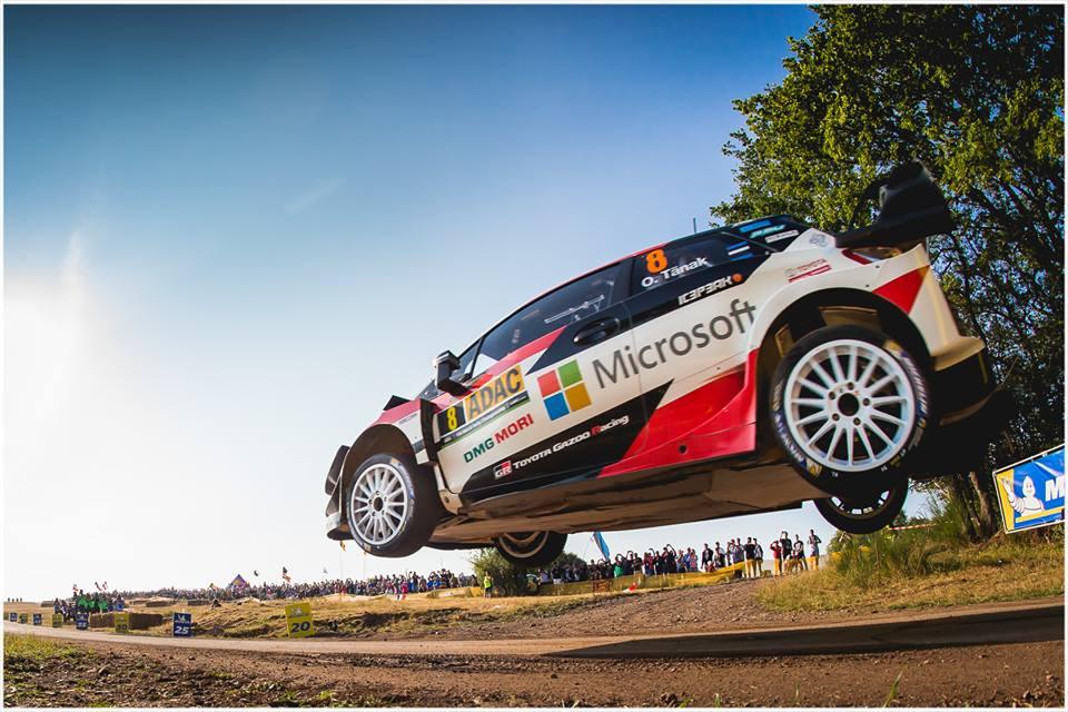WRC 2018- 09. Rally Deutschland- leg2- H Panzerplatte κρίνει τον αγώνα!