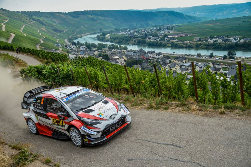 WRC 2018- 09. Rally Deutschland- leg3- Έκανε το repeat ο Tanak!