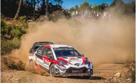 WRC 2018- 10. Rally Turkey- leg2- …της κακομοίρας!