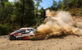 WRC 2018- 10. Rally Turkey- leg3- Σφήνα Tanak!