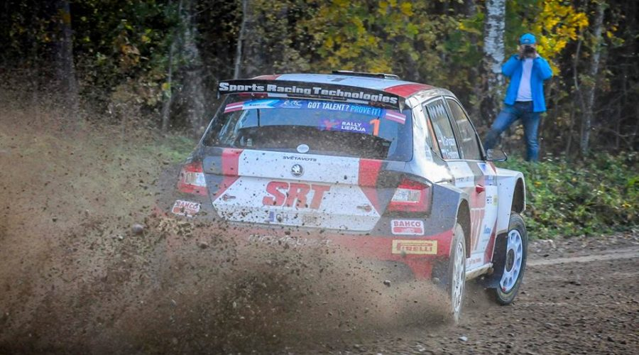 ERC 2018- 8. Rally Liepaja- review- Gryazin από την αρχή μέχρι το τέλος!
