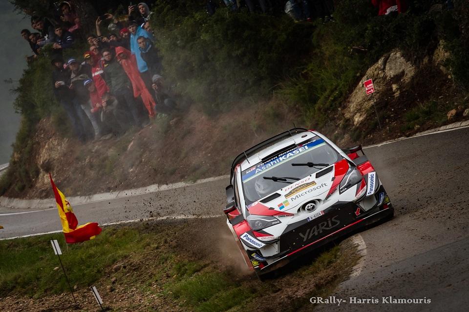 WRC 2018- 12. Rally Catalunya- leg2- Σε μια κλωστή…