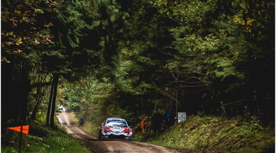 WRC 2018- 11. Rally Great Britain- leg1- O Tanak και οι άλλοι…