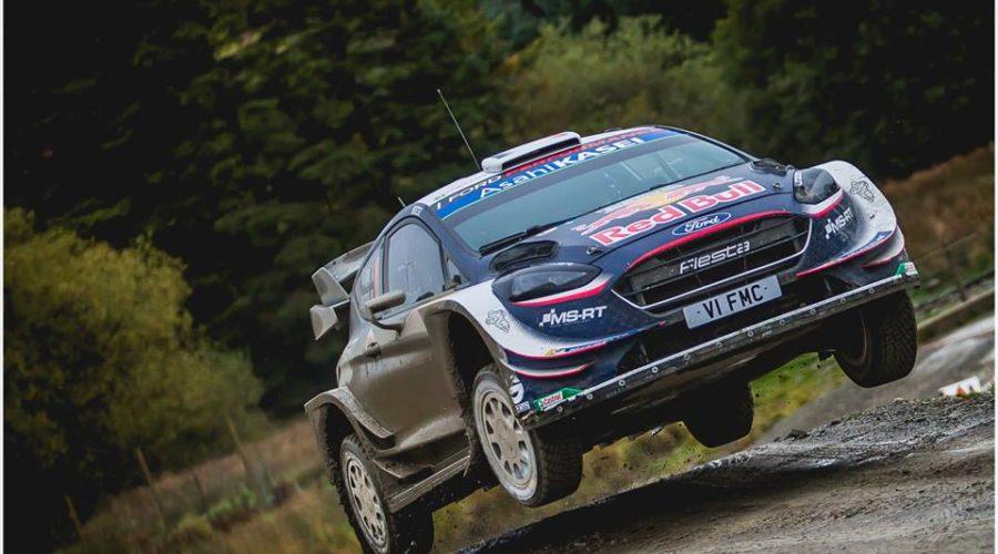 WRC 2018- 11. Rally Great Britain- leg2- Ξανά άτυχος ο Tanak- Το προβάδισμα στον Ogier!