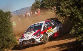 WRC 2018- 12. Rally Catalunya- leg1- O Tanak αρχηγός στο χώμα!