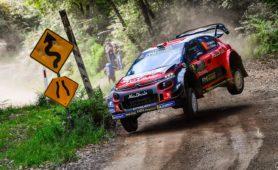 WRC 2018- 13. Rally Australia- leg1- Στην κορυφή ο Ostberg- Προβάδισμα στη μάχη τίτλου για Ogier!