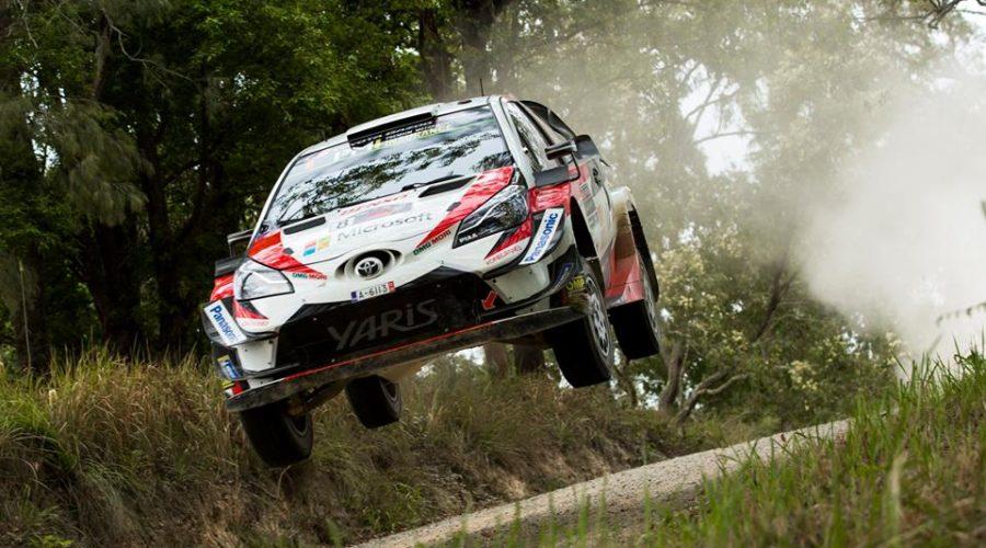 WRC 2018- 13. Rally Australia- leg2- «Καταιγίδα» Tanak!- Σε θέση τίτλου ο Ogier