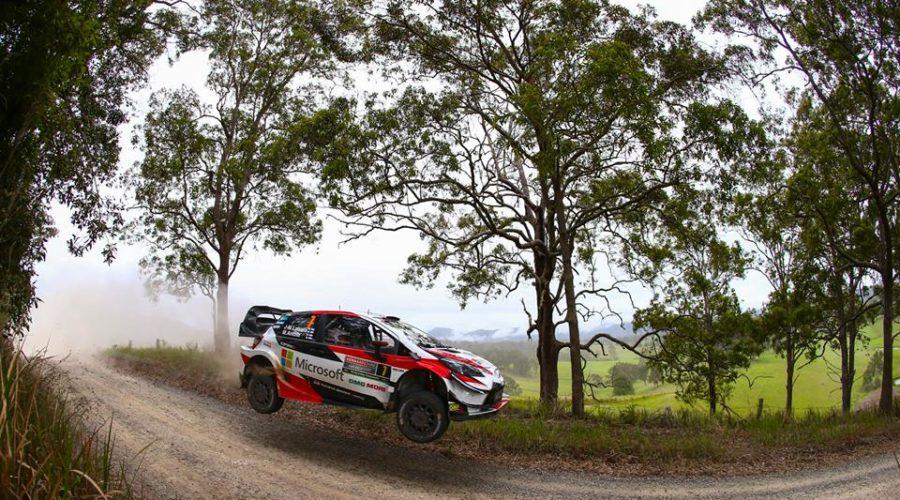 WRC 2018- 13. Rally Australia- leg3- Η επιστροφή του Latvala!- Πρωταθλητές Ogier και Toyota!