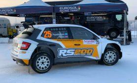 Ράλλυ Αρκτικής – RS200 Motor Oil Team: Δεν τα κατάφερε στο Ράλλυ Αρκτικής ο Παπαδημητρίου