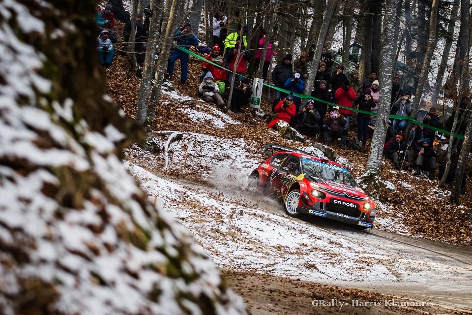 WRC 2019- 01. Rallye Monte Carlo- leg 2- Παράταση στην αγωνία!