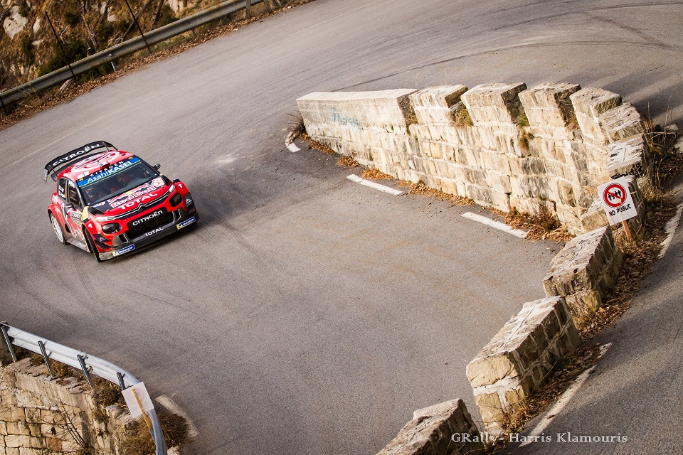 WRC 2019- 01. Rallye Monte Carlo- leg 3- Η καρδιά του πρωταθλητή!