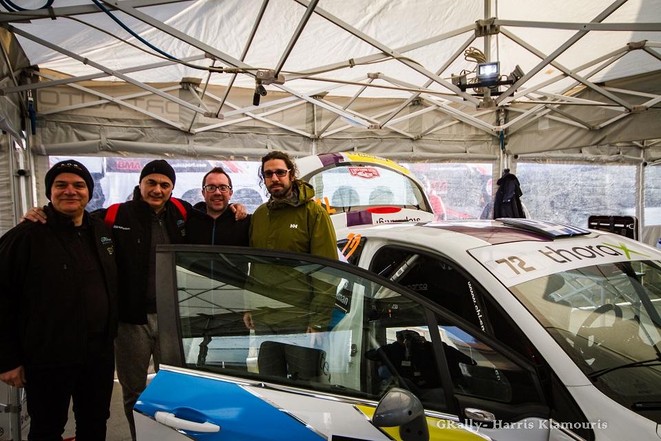 Συνέντευξη- Νίκος Παυλίδης: Με φιλοδοξίες στο Ράλλυ Μόντε Κάρλο!