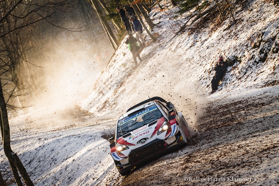 WRC 2019- 02. Rally Sweden- preview- All Star Game!