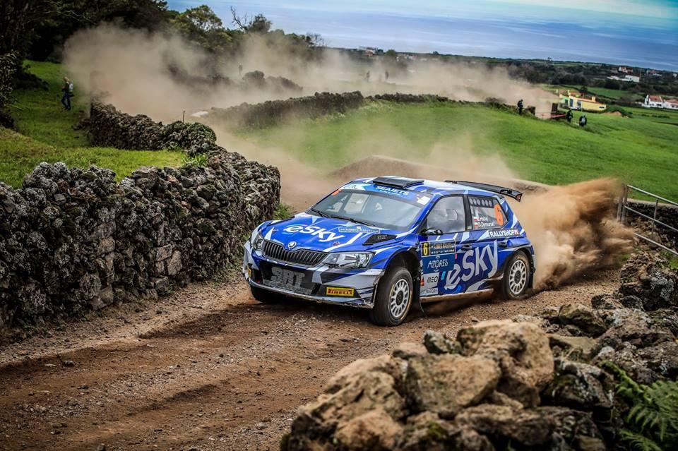 ERC 2019- 1. Rallye Azores- review- Έκπληξη στις Αζόρες με νίκη του Habaj!