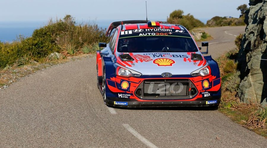 WRC 2019- 04. Tour de Corse- leg 3- Δώρο η νίκη στον Neuville!