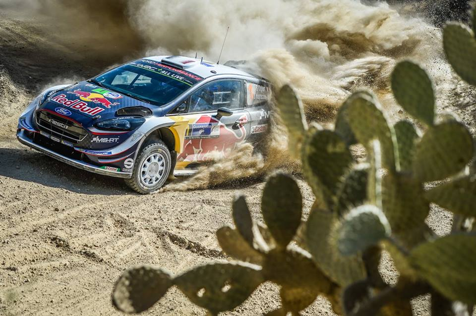 WRC 2019- 03. Rally Mexico- preview- Πρώτο «καθάρισμα» για Tanak