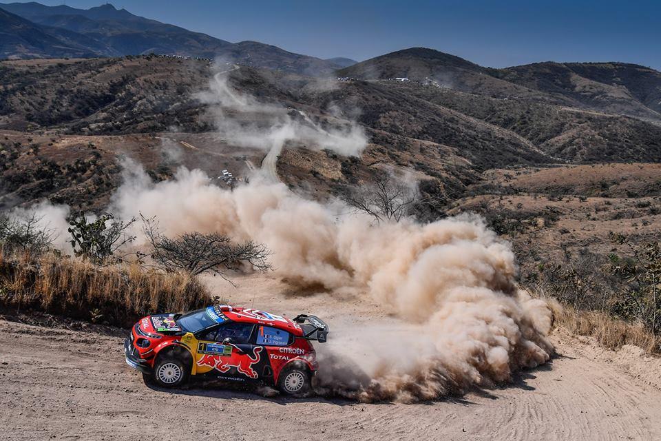 WRC 2019- 03. Rally Mexico- leg 1- Μπροστά ο Ogier απαλλαγμένος από τα Hyundai
