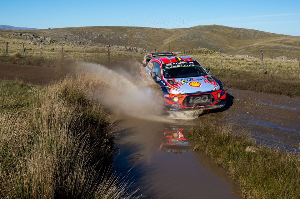 WRC 2019- 05. Rally Argentina- leg 3- Neuville στην Αργεντινή και η ψαλίδα ανοίγει!