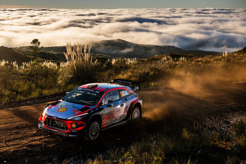 WRC 2019- 06. Rally Chile- preview- Παρθένα γη