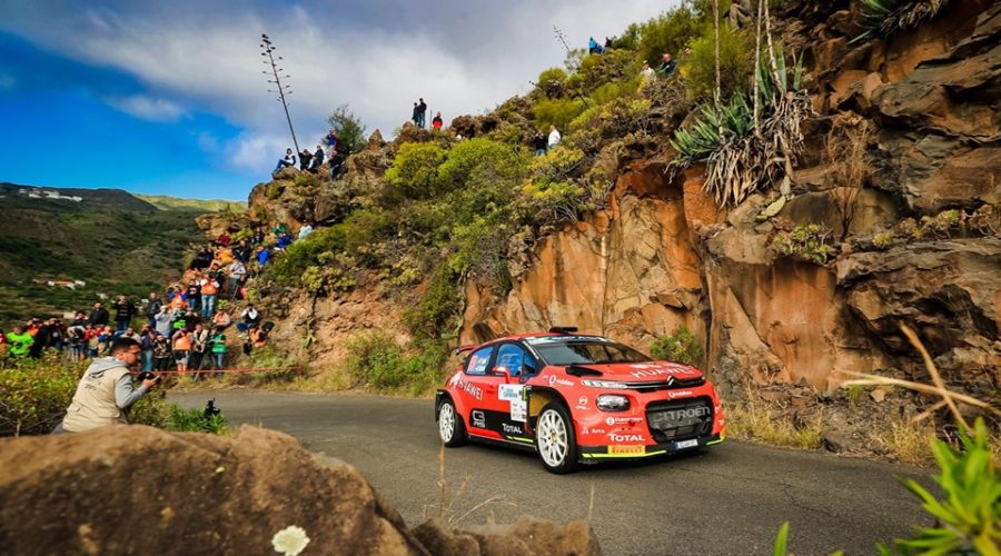 ERC 2019- 2. Rally Islas Canarias- review- Pepe Lopez για σεμινάριο!