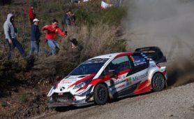 WRC 2019- 06. Rally Chile- leg 2- Διαχειρίζεται το προβάδισμα ο Tanak!