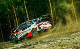 WRC 2019- 06. Rally Chile- leg 3- Σε τροχιά τίτλου και πάλι ο Tanak!