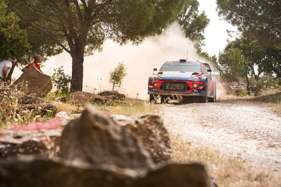 WRC 2019- 08. Rally Sardinia- leg 1- Εκπλήξεις και δράματα!