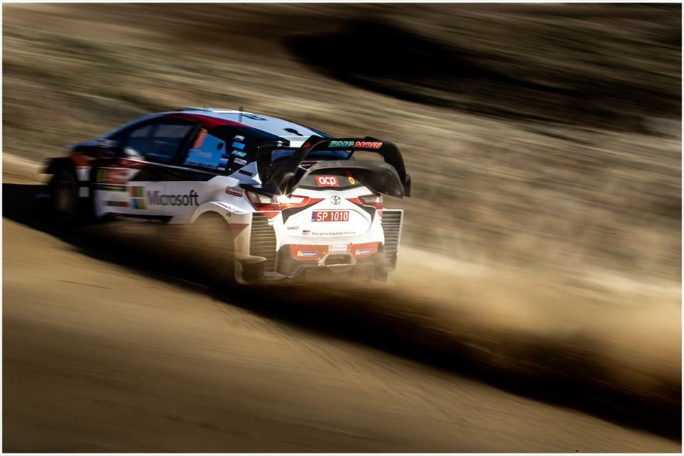 WRC 2019- 07. Rally Portugal- leg 1- Πιάστε τα Toyota!