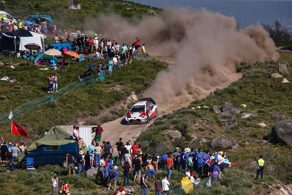 WRC 2019- 07. Rally Portugal- leg 2- Προσοχή: ΕΥΘΡΑΥΣΤΟΝ!