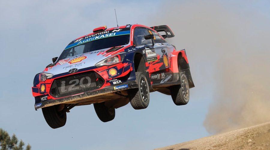 WRC 2019- 08. Rally Sardinia- leg 3- Δραματική νίκη του Sordo!