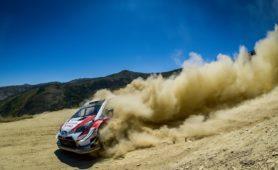 WRC 2019- 07. Rally Portugal- leg 3- Αφεντικό ο Tanak!