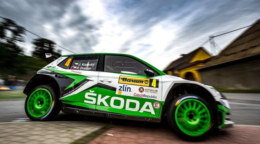 ERC 2019- 6. Rally Barum- review- Διπλή τσέχικη νίκη εντός έδρας- «Φωτιά» στο πρωτάθλημα!