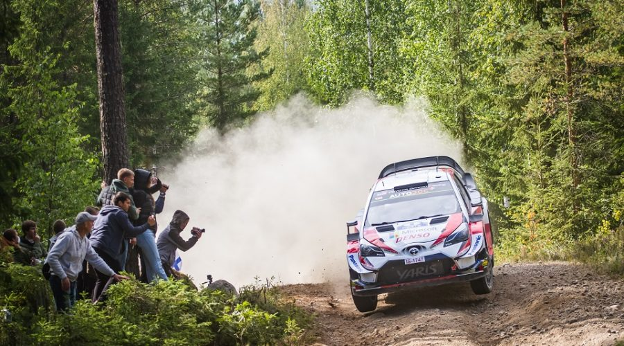 WRC 2019- 09. Rally Finland- leg2- Στην Kakaristo «χτύπησε» ο Tanak!