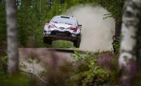 WRC 2019- 09. Rally Finland- leg1- Grand Prix!
