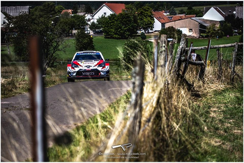 WRC 2019- 10. Rally Deutschland- leg 1- Ανοικτοί λογαριασμοί για την Panzerplatte