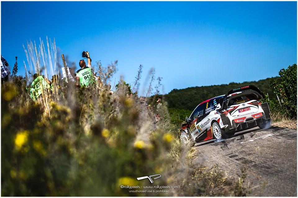 WRC 2019- 10. Rally Deutschland- leg 2- Ο νόμος της Panzerplatte