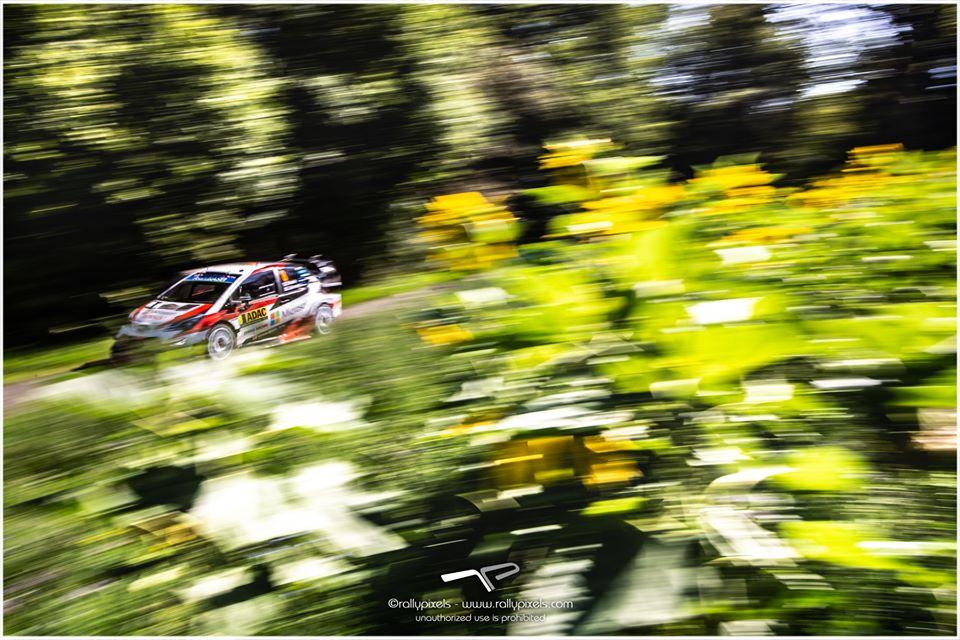 WRC 2019- 10. Rally Deutschland- leg 3- Άλμα τίτλου για Tanak στο 1-2-3 της Toyota!