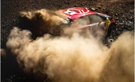WRC 2019- 11. Rally of Turkey- leg1- Rally Raid!
