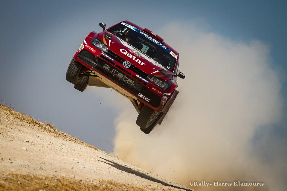 ERC 2019- 7. Cyprus Rally- leg2- Στο πιο ψηλό σκαλί του βάθρου ο Nasser Al Attiyah- Τραγωδία για Lukyanuk και Γαλαταριώτη!