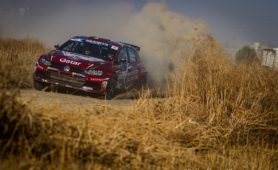 ERC 2019- 7. Cyprus Rally- leg1- Ο βασιλιάς του βουνού!