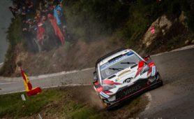 WRC 2019- 13. Rallye Catalunya- preview- Θα το «τελειώσει» ο Tanak;